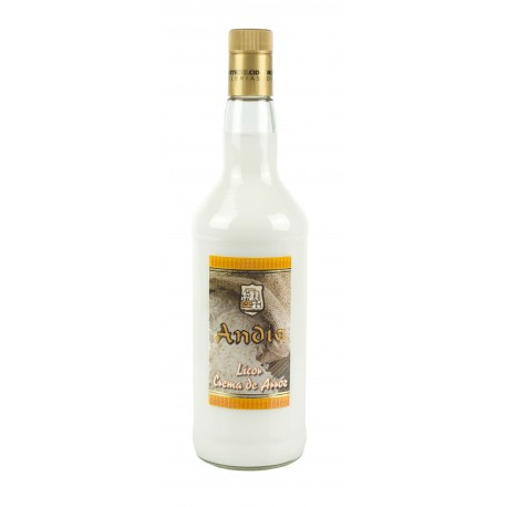 Rice Cream Liqueur Andia 1L