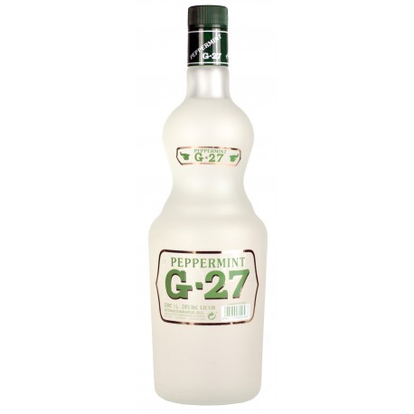 Peppermint G-27 Blanco